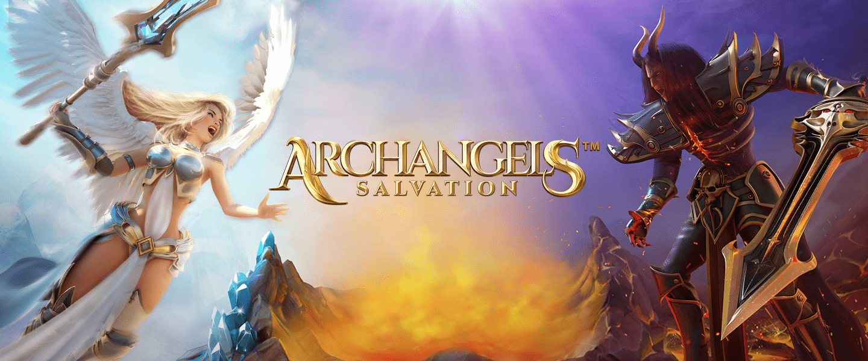 archangels netent kostenlos