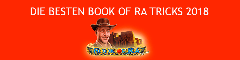 die besten book of ra tricks 2018